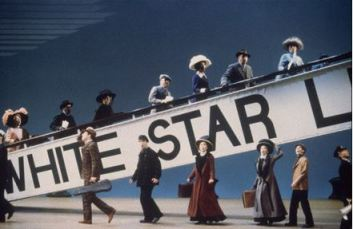 Get on board! 1997's Broadway production (Photo by Joan Marcus)